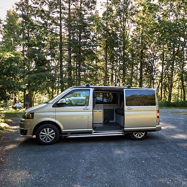 Elliott's Campervan